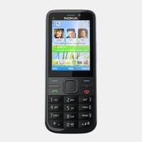 Nokia C5 5MP 3D models