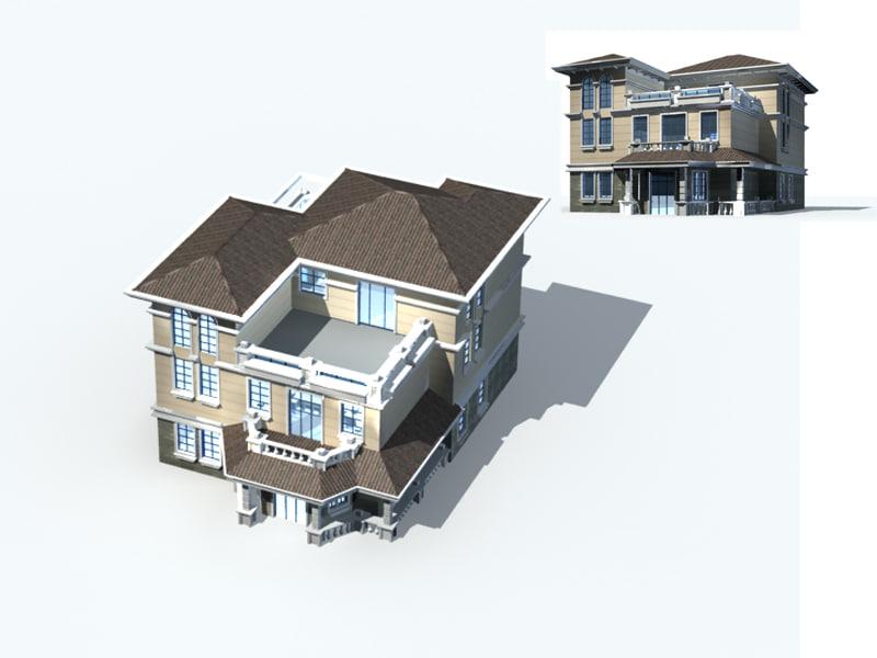 3D House 0086