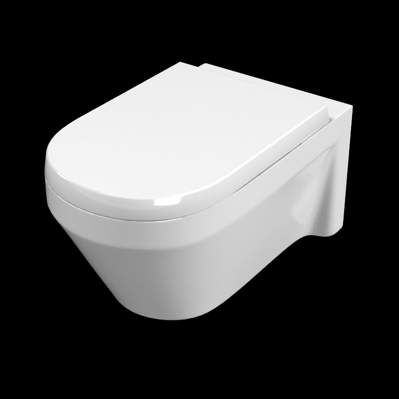 Duravit Starck 2 Toilet water closet wall mounted wc modern contemporary.jpg
