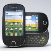 Samsung Galaxy Q 3D models