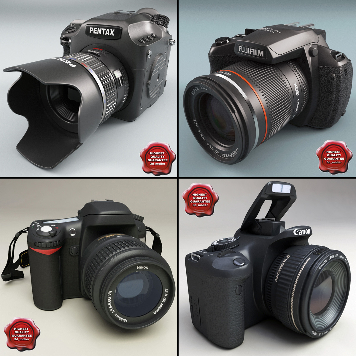 Cameras Collection V2