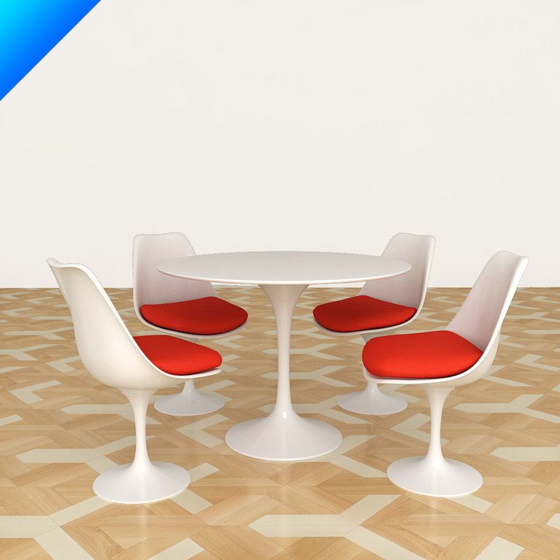 Knoll Saarinen Tulip Dining Table (1).jpg
