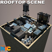Skylight 3D models