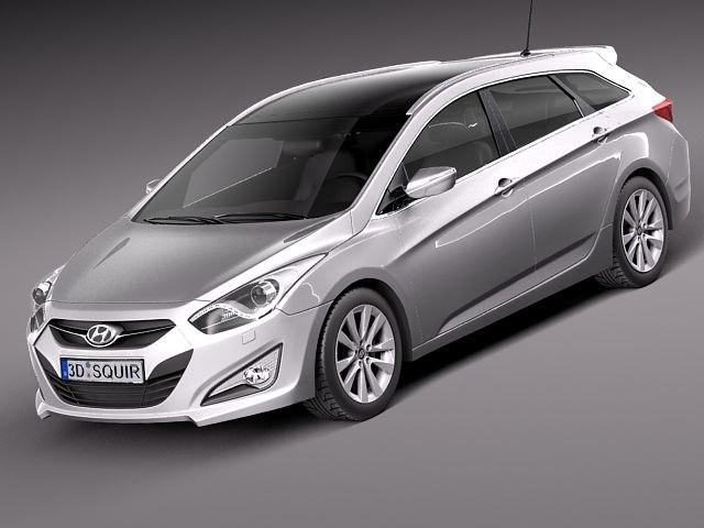Hyundai I40 Sonata 2012 wagon