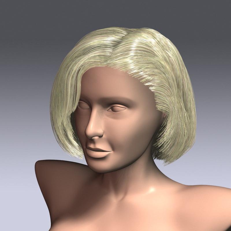 Virtual Hair 6