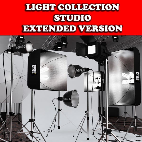 Lights 3D Models