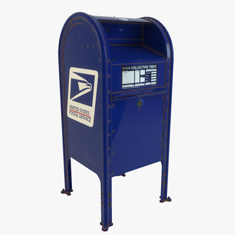 Us Postal Mailbox Us Free Engine Image For User Manual
