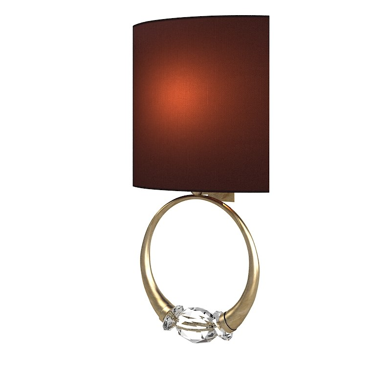 Sigma Elle Due wall  Lamp  Z471 Art Deco Modern contemporary sconce