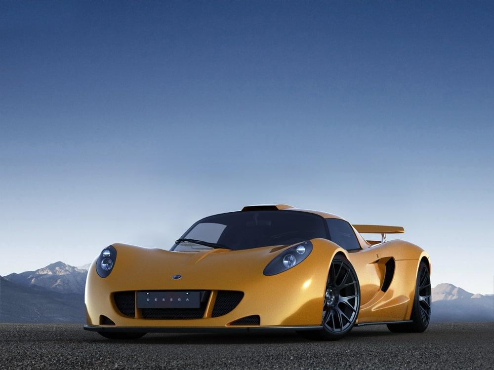 Hennessey Venom GT 2012