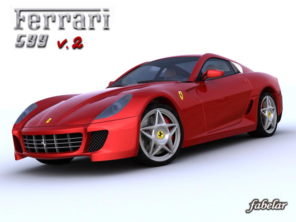 Ferrari 599 Fiorano v.2