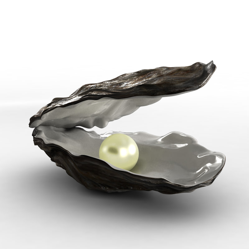 Pics Photos - Oyster Shell Cartoon Open Oyster Royalty Free Open Oyster Shell With Pearl