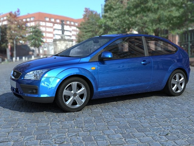 Ford Fusion Saloon Usa >> STL Finder | Searching 3D models for ford truck