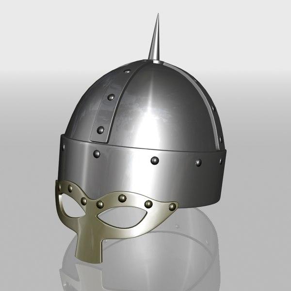 VikingHelmet 3D Models