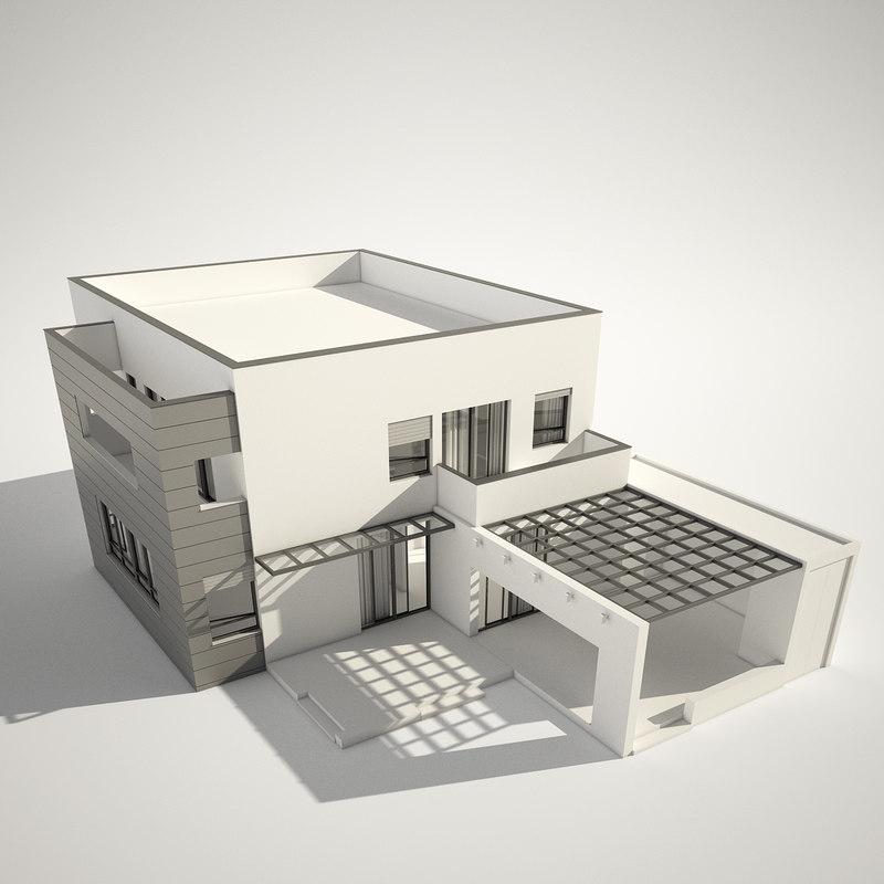 Modern house model for Modern 90s house music