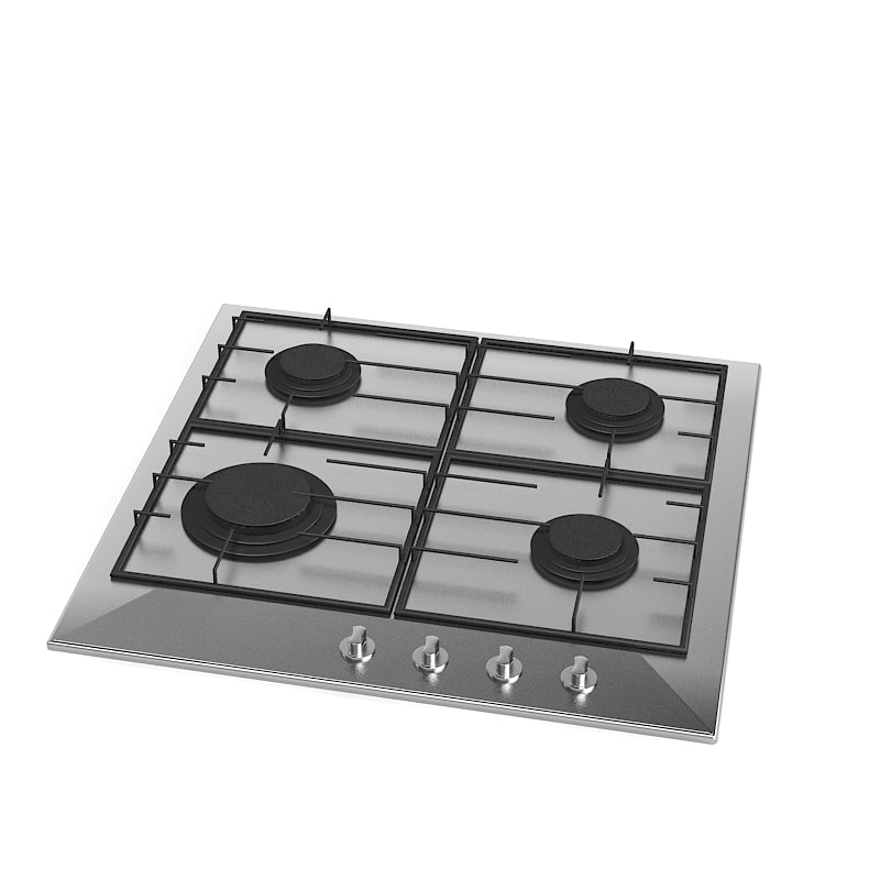 Stainless steel Cooktop kitchen gas appliance0002.jpg