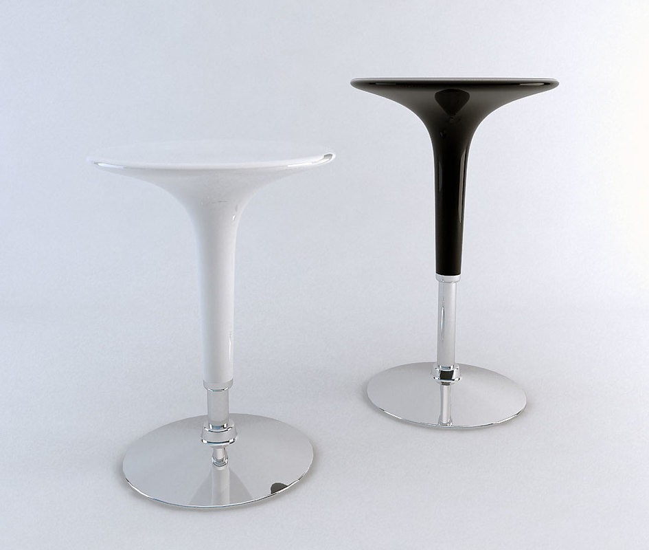 3d magis bombo bar table for Magis bombo