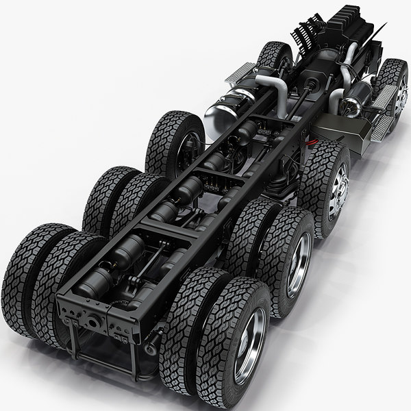 Gallery Truck Chassis Design