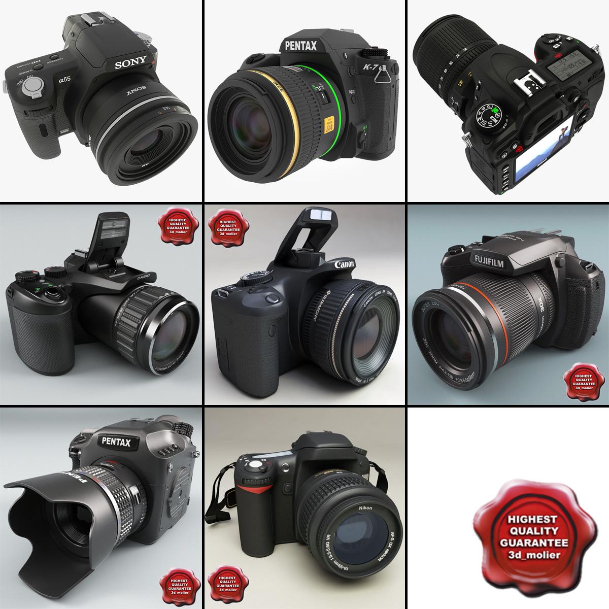Cameras Collection V3