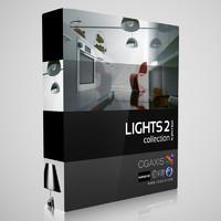 Track Lighting 3D models