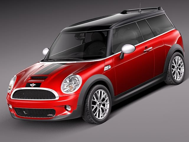 Mini Clubman Works 2009 1.jpg