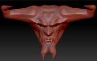 Hellboy 3D models