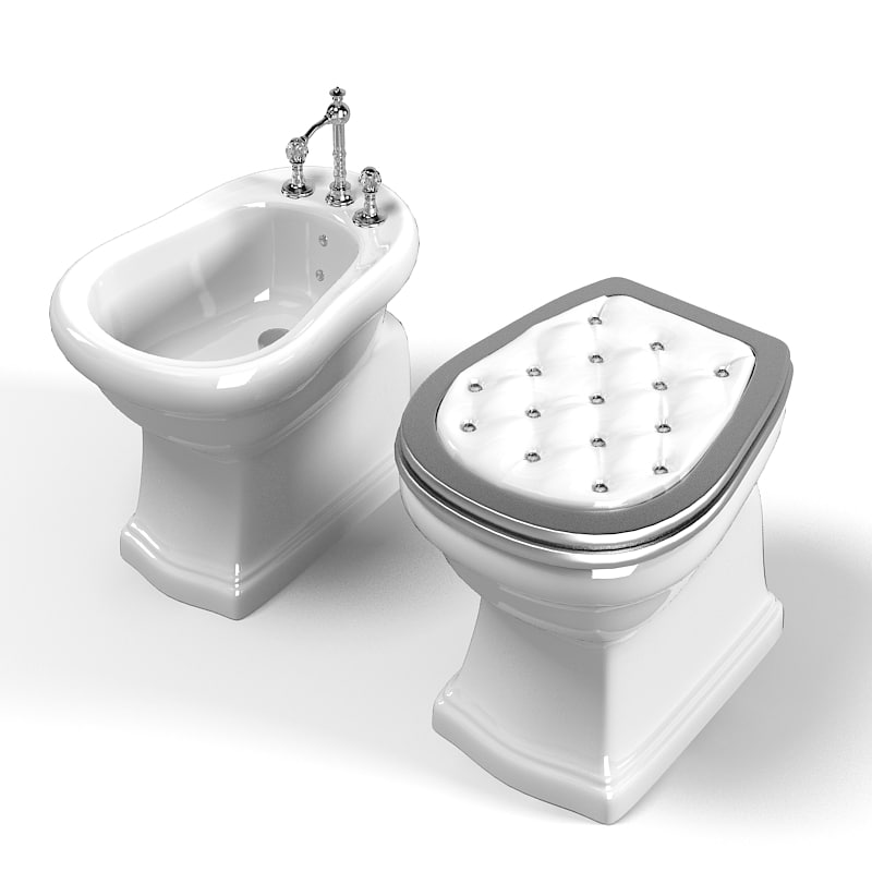 Lineatre Classic toilet 21304 p sink tufted cover buttoned wc pan bidet Art deco luxurious.jpg