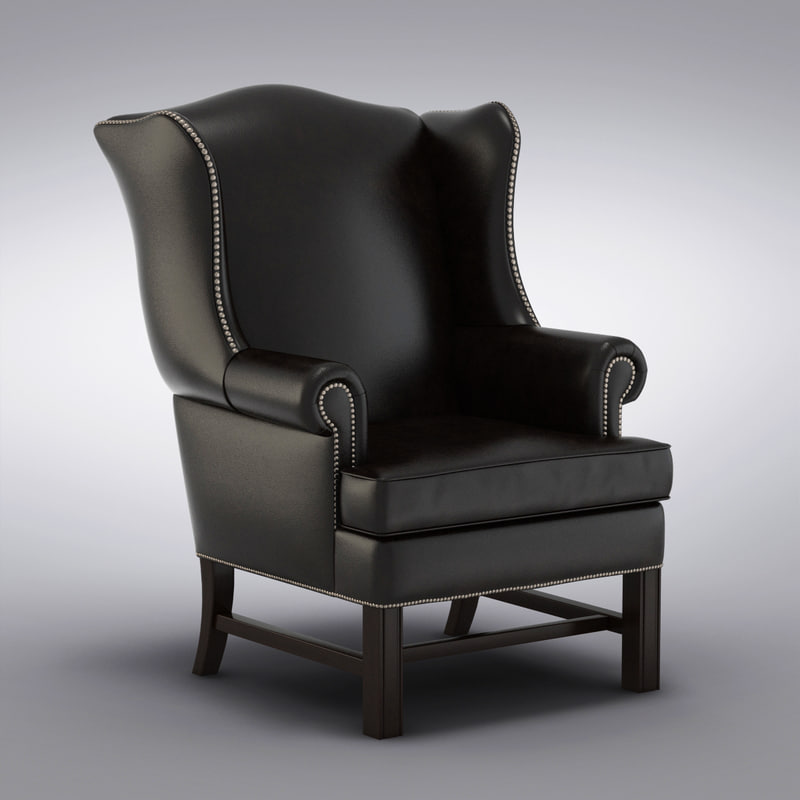 Thatcher Leather Wingback Chair  Pottery Barn_0003.jpg