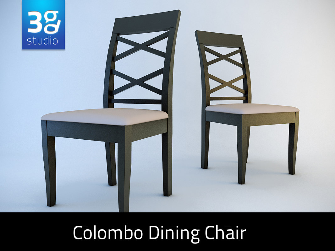 Colombo Dining Chair Obj