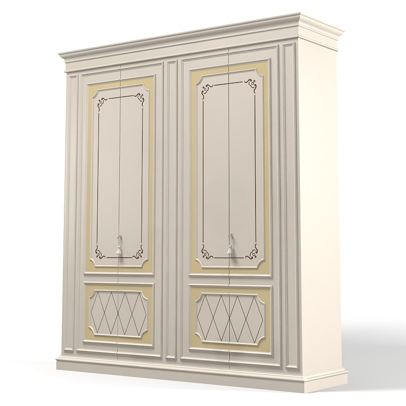 classic bedroom wardrobe