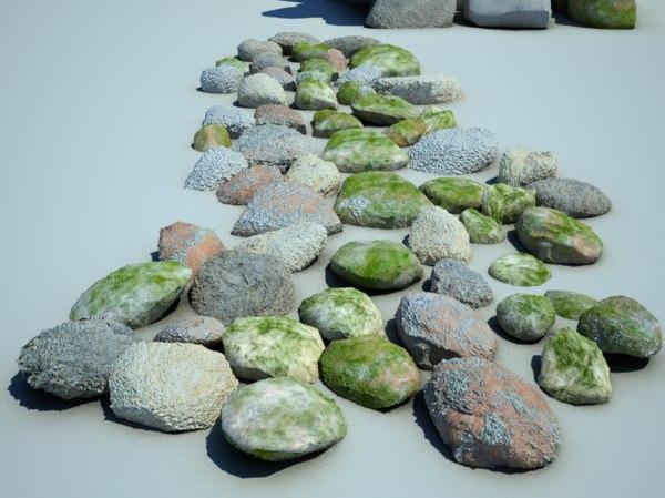 Rocks Texture Maps
