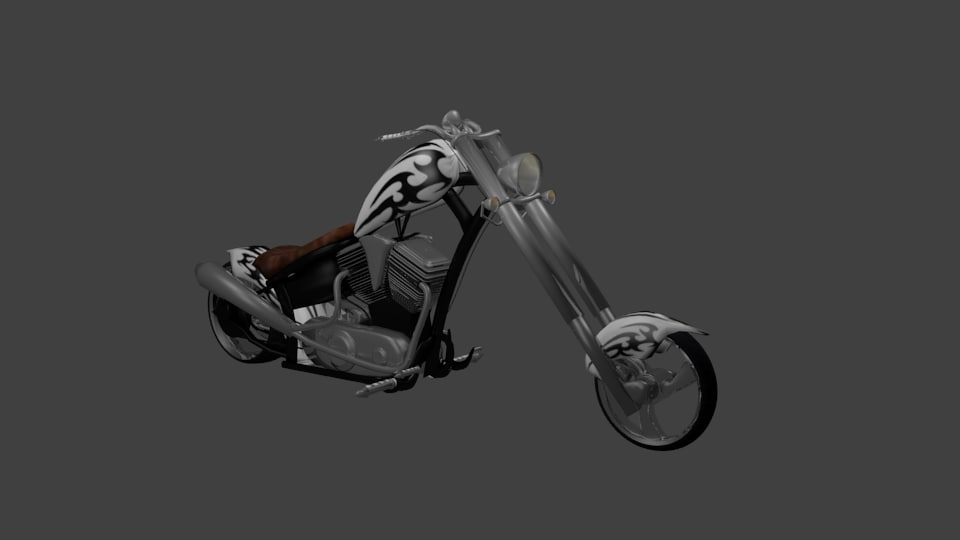 white Trible motorcycle.png