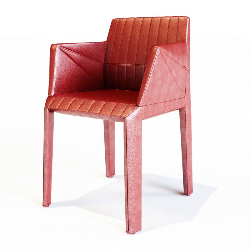 3d ligne roset facett model. Black Bedroom Furniture Sets. Home Design Ideas