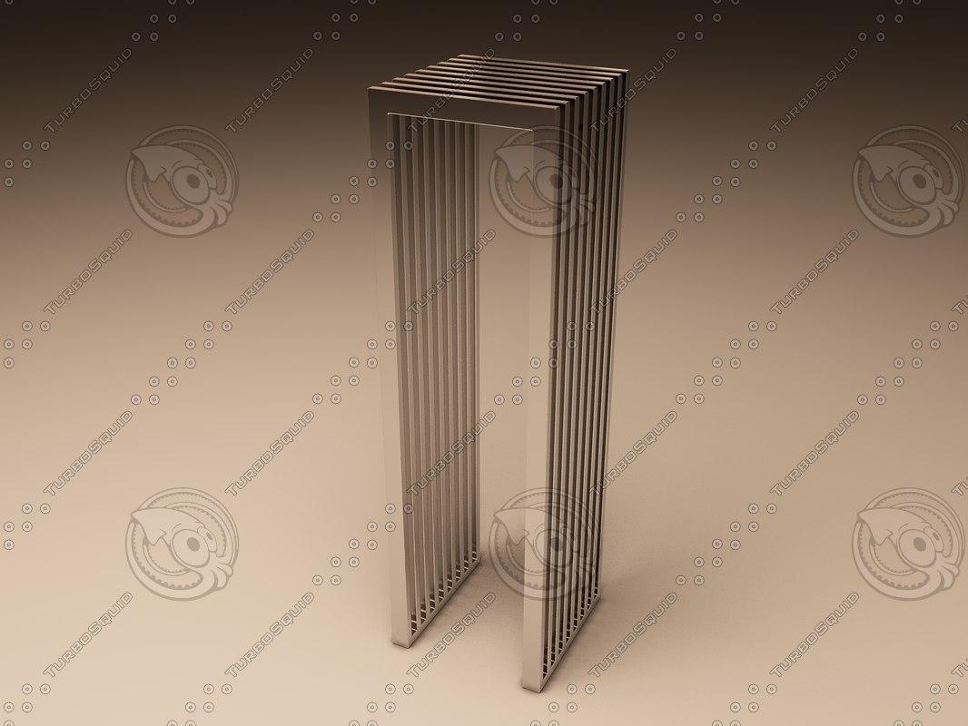 Eichholtz Table Column Carlisle
