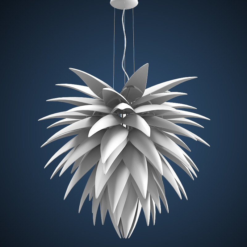 Possini Euro Design Chandelier Icicle Leaf Chandelier modern condemporary 1 design0002.jpg