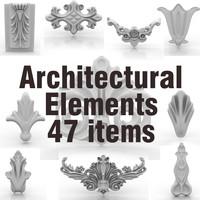 wood carving 3D models