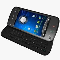 Nokia N97 3D models