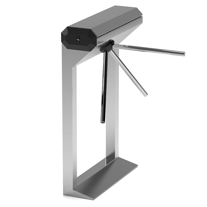percomp guard entrance control  indoor turnstile tourniquet turniquet barrier wicket turnstile 0001.jpg