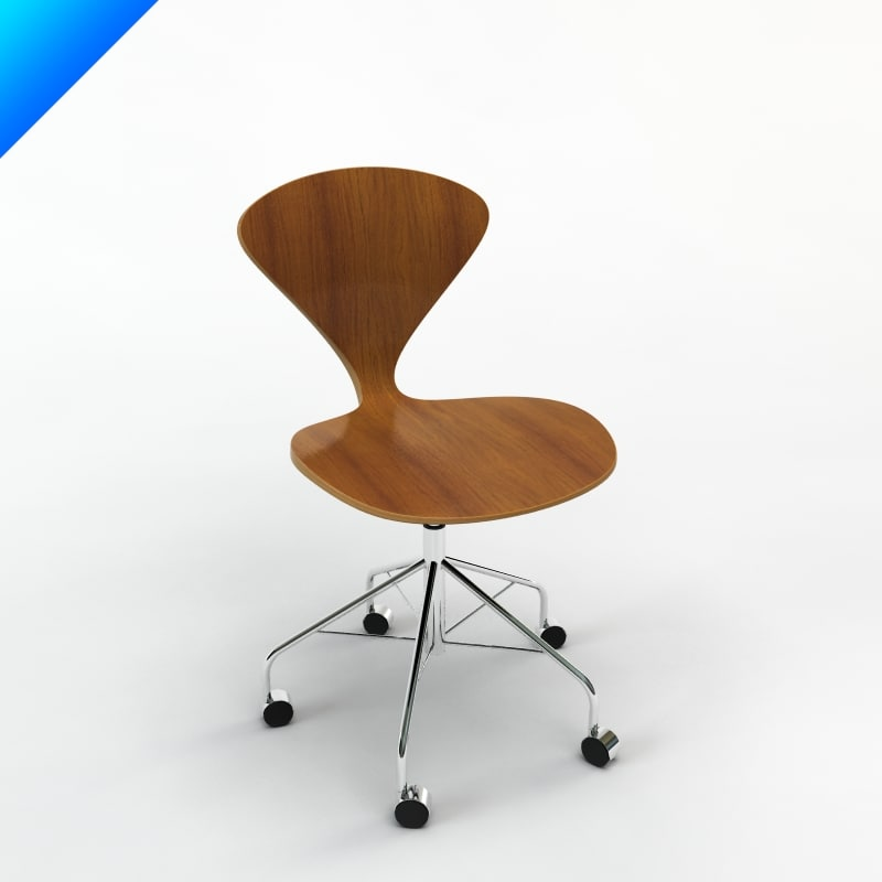 Norman Cherner Task Chair
