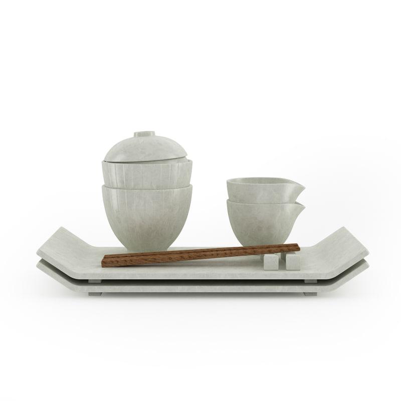 Sushi Tableware Set