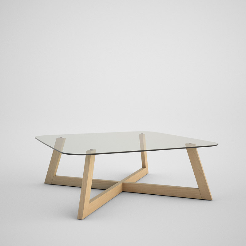 3d Boconcept Coffe Table