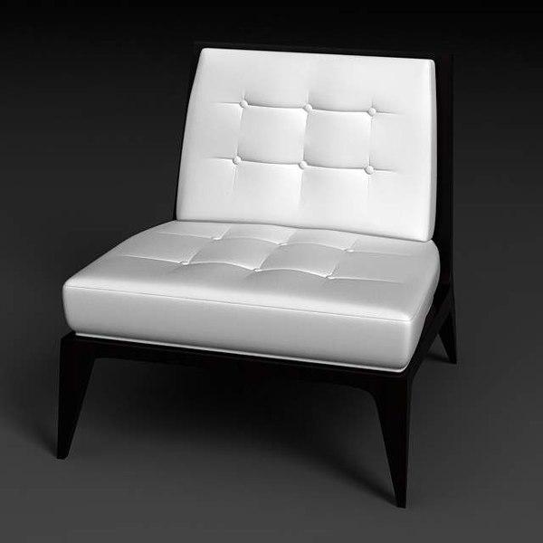 lolita armchair 3D Models