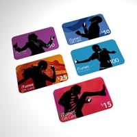 gift card 3D models