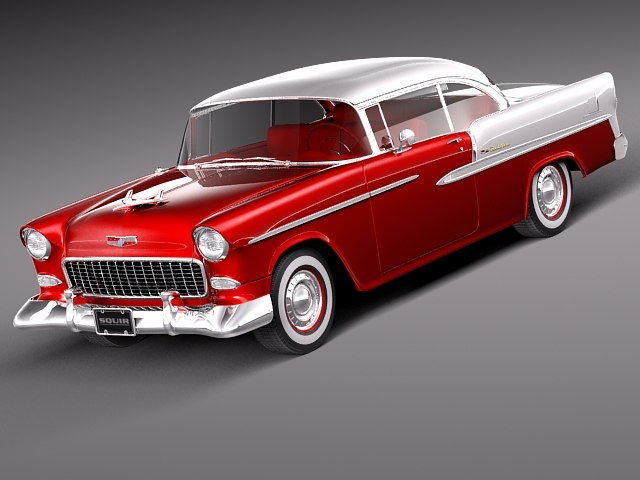 Chevrolet Bel Air Coupe 1955