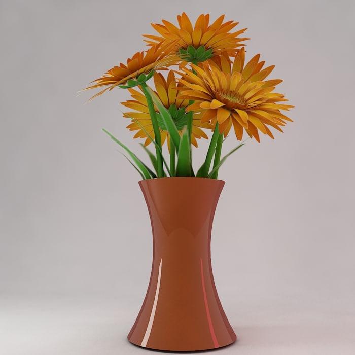 Flower - Gerbera