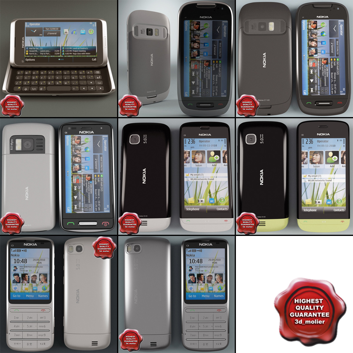 Cellphones Collection 58