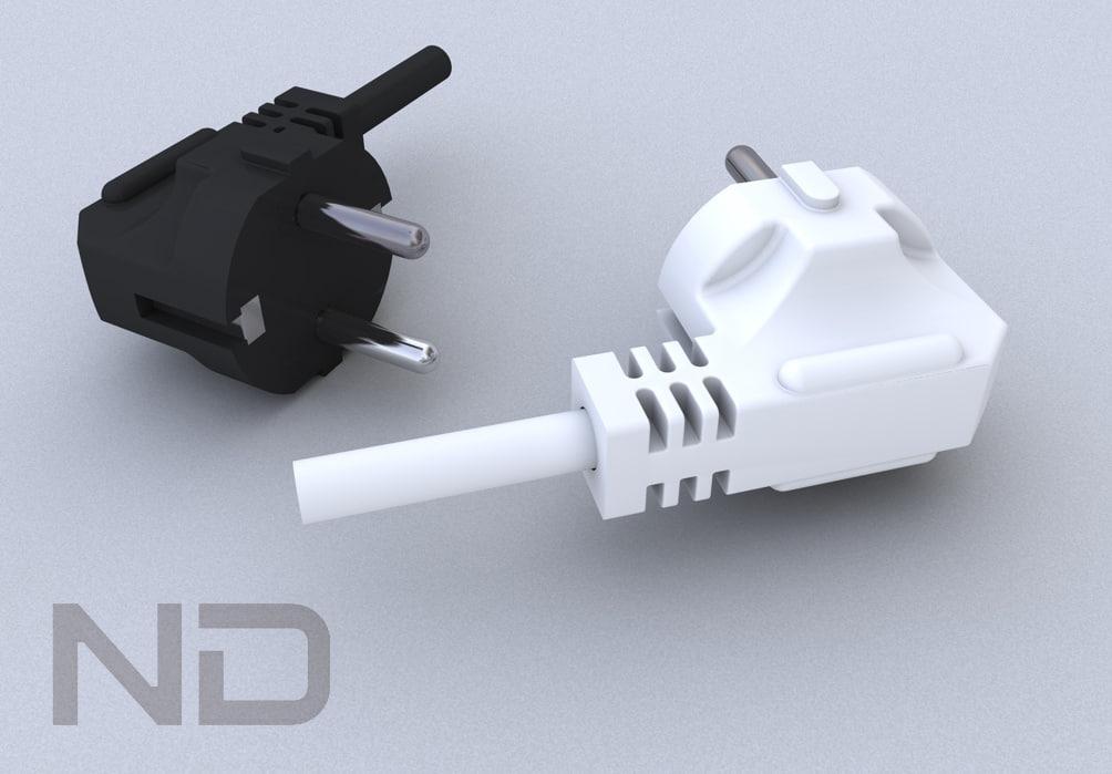 Electric Plug - 2