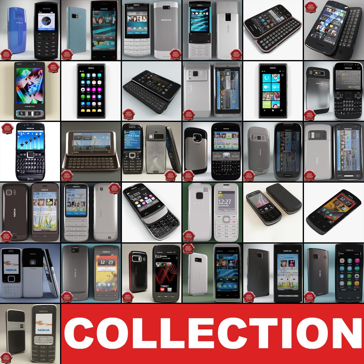 Nokia Phones Collection V13