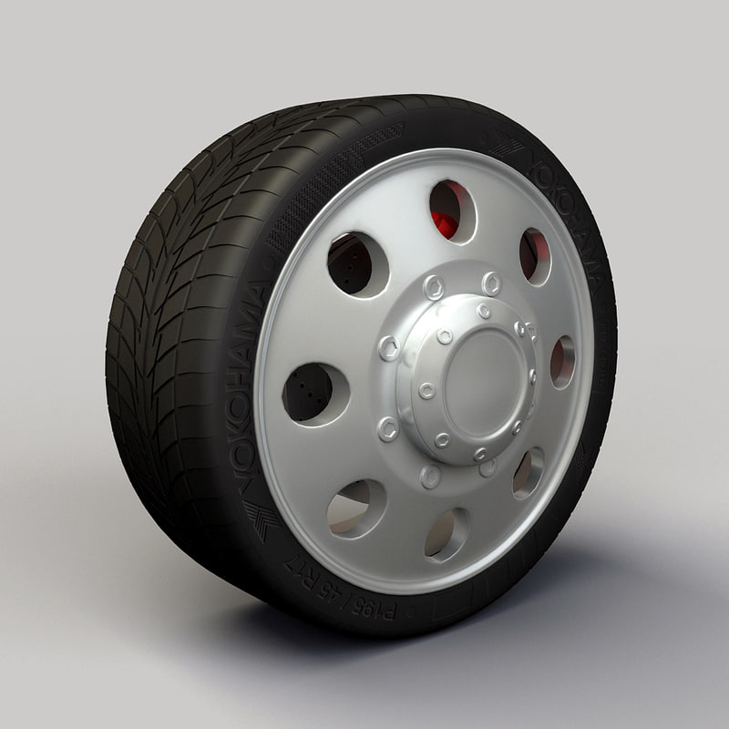 Wheel Alloy Ion 167 rims and tire
