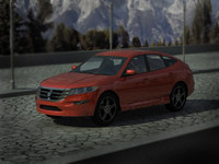 Crosstour 3D models