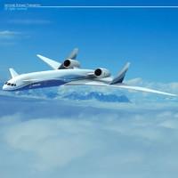 Boeing Sonic Cruiser 3D models